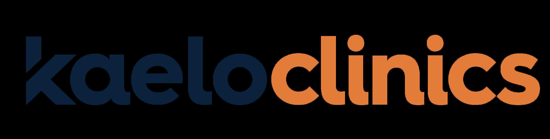 Kaelo Clinics Launch 2022 Logo